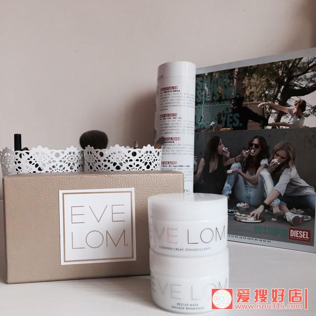 Eve Lom卸妆膏敏感薄皮使用方法分享