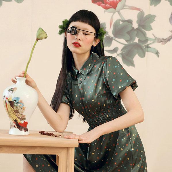 一波淘宝的原创小众设计女装店推荐,这种风格不撞衫!